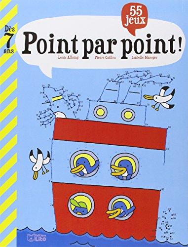Mon Grand Livre de Jeux : Point par Point ! - Dès...
