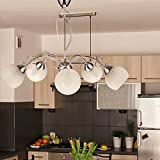 Lampadari Moderni Lampadario Soggiorno Led Lampadario 5 Luci Lampadario Camera Letto Lampadario Cucina Lampadario Sospensione