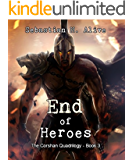 End of Heroes (The Corshan Quadrilogy Book 3)