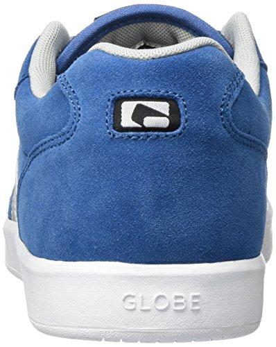Globe Herren Octave Skateboardschuhe Mehrfarbig (Blue/white)
