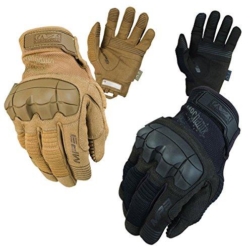 Preisvergleich Produktbild Mechanix M-Pact 3 Hard Knuckle Covert Gloves - Black - Small