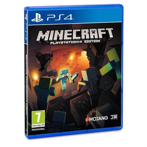 Minecraft ps4game
