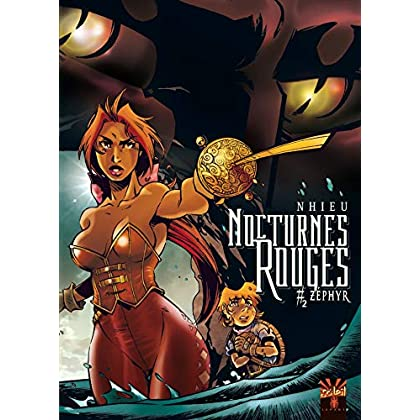 Nocturnes rouges, tome 2 : Zéphyr