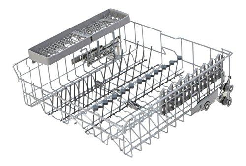 DREHFLEX® - Geschirrkorb/Korb für diverse Geschirrspüler/Spülmaschinen aus dem Hause Bosch/Siemens/Neff/Constructa - passend für Teile-Nr. 00770441/770441