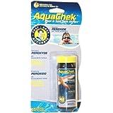Aquachek - aquaperox - 25 bandelettes test pour peroxyde