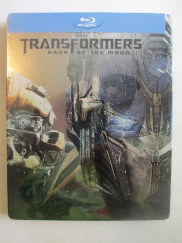 Transformers Dark Of The Moon Limited Edition Blu-ray MetalPak