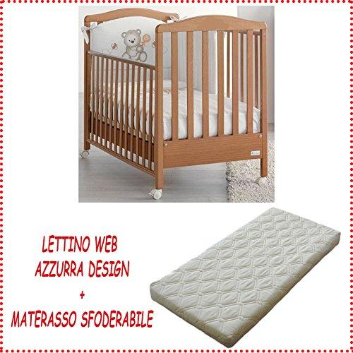 LOTTO TRIO COMI BABY CAM + LETTINO AZZURA WEB + FASCIATOIO ...