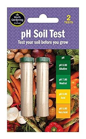 W1022 Garland pH Soil Test (2 Tests)