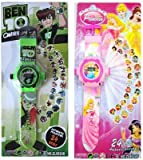 Ben 10 And Princes 24 Projector Watch Fo...