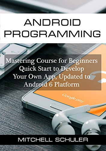 Android Programming: Mastering Course for Beginners - Quick Start to  Develop Your Own App (Android studio, Android Development, App Development