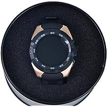 Reloj Inteligente, Water Resistant Bluetooth Smartwatch con Monitor Del Ritmo CardíAco, Fitness Tracker Pulsera con Monitor de Dormir/ Contador De Pasos Para Android, IPhone IOS