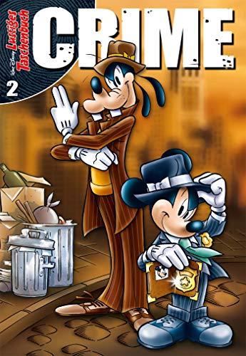 Buchseite und Rezensionen zu 'Lustiges Taschenbuch Crime 02' von Disney