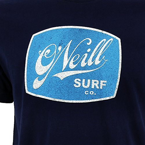 O'Neill Herren T-Shirt LM VIN. LOGO T-SHIRT Blau - Blue (Navy Night)