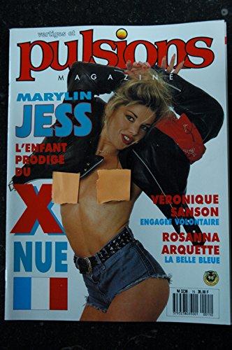 PULSIONS 15 ROSANNA ARQUETTE MARYLIN JESS INTEGRAL NUDES MISS POLOGNE TOUTE NUE par Les Trésors d\'Emmanuelle