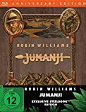 Jumanji - Steelbook [Blu-ray] [Limited Edition]