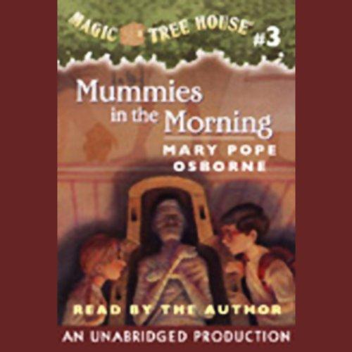 Magic Tree House, Book 3  Audiolibri