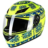 GoolRC Casco de Motocicleta Casco Integral Rapid Street Unisex Adulto Equipo Cool Rider Casco de Bicicleta eléctrica Four Sea