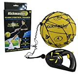 Kickmaster Close Football Control Shoot Pass Trainer Soccer Skills Practice Set