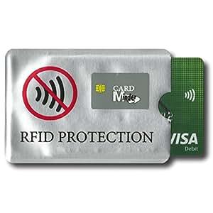 EPOSGEAR Card Minder Funk-Chip RFID Blocker ...