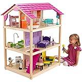 KidKraft Wooden Dolls house So Chic