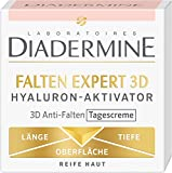 Diadermine Antifaltencreme 3D Hyaluron-Aktivator, 3er Pack (3x50ml)