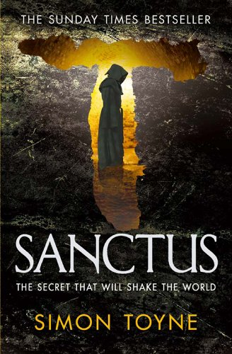 Sanctus by [Toyne, Simon]