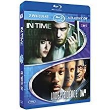 In Time / Independence Day [Blu-ray]