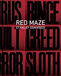 Stanley Donwood - Red Maze