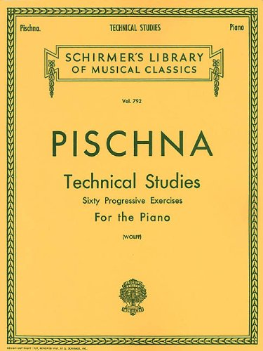 Pischna: Technical Studies for the Piano