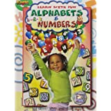 Learn With Fun Alphabets and Numbers