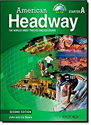 American Headway Starter Student Book & CD Pack A by John Soars (2010-08-09)