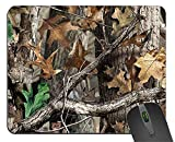 Forest Camouflage Square Mouse Pad Gaming Mousepad