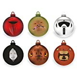 Star Wars 599386031 - Bolas Navidad