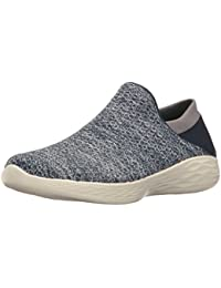 Skechers Damen You Slip On Sneaker,