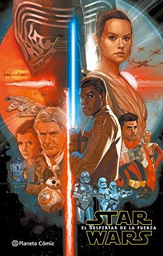 Star Wars El Despertar de la fuerza (tomo recopilatorio) por Chuck Wendig