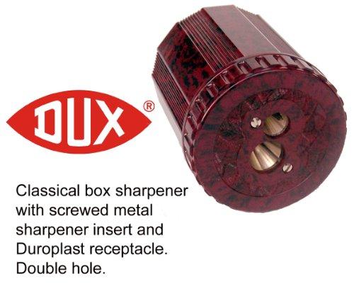 Spitzer NOSTALGIE aus Duroplast rot marmoriert