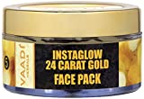 Vaadi Herbals 24 Carat Gold Face Pack, Vitamin E and Lemon Peel, 70g