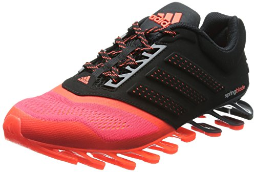 462224ddfe6c Adidas c77904 Men S Springblade Drive 2 M Core Black Solar Red And Silver  Metallic Mesh Running Shoes 9 Uk- Price in India