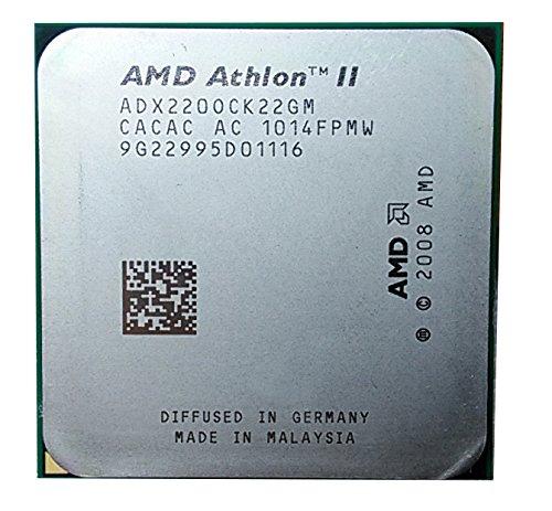 ADX220OCK22GM AMD Athlon II X2 220 2,0 GHz Sockel AM3 2000 MHz Desktop CPU