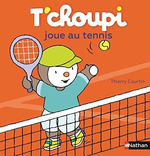 T'choupi fait du tennis - Dès 2 ans (59)
