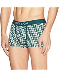Fruit of the Loom Men's Printed Cotton Trunks