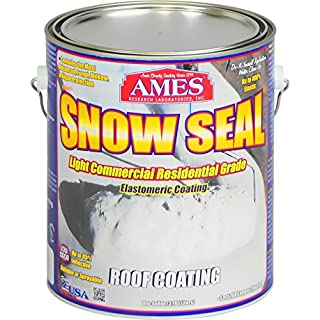AMES RESEARCH LABORATORIES SSC1 Snow Seal Gallon Roof Coating by