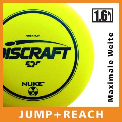 Disc Golf Frisbee Discraft NUKE - ESP Line