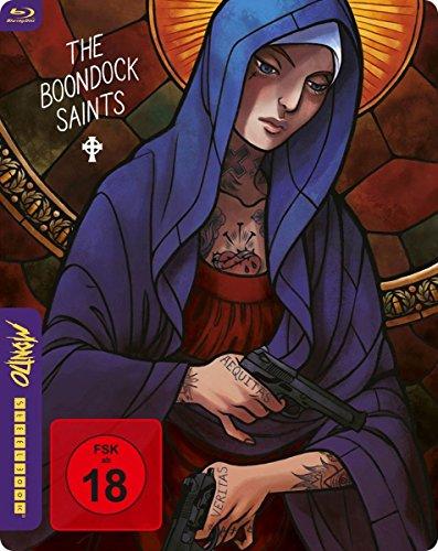The Boondock Saints (Mondo x SteelBook) [Blu-ray]