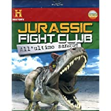 Jurassic fight club - All'ultimo sangue