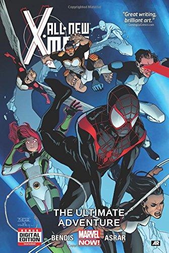 All-New X-Men Volume 6: The Ultimate Adventure (Marvel Now) (X-Men: Marvel Now)