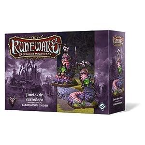Fantasy Flight Games- Runewars: Jinetes De Carroñero - Español, Color (EDF0FFRWM09)