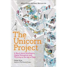 The Unicorn Project: A Novel about Developers, Digital Disruption, and Thriving in the Age of Data (English Edition)