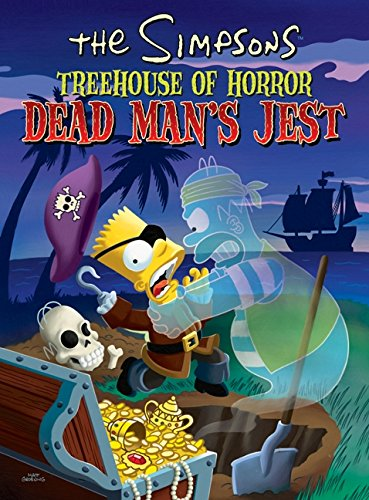 se of Horror Dead Man's Jest (Les Simpsons Halloween 1)