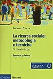 libro La ricerca sociale: metodologia e tecniche. Con e-book: 4